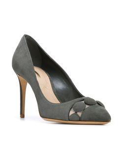 Туфли На Шпильке Nicholas Kirkwood                                                                                                              серый цвет