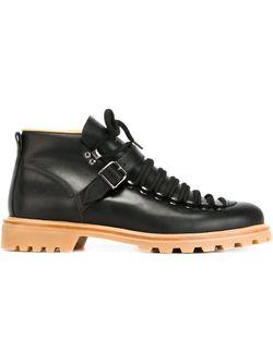 Походные Ботинки Pyrenees A.P.C.                                                                                                              черный цвет