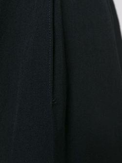 Юбка Макси YOHJI YAMAMOTO VINTAGE                                                                                                              черный цвет