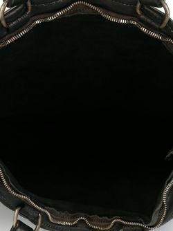 Сумка-Тоут На Молнии GUIDI                                                                                                              черный цвет