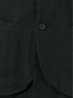 Многослойное Пальто ZIGGY CHEN                                                                                                              чёрный цвет