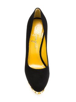 Туфли Objects Dart Charlotte Olympia                                                                                                              чёрный цвет