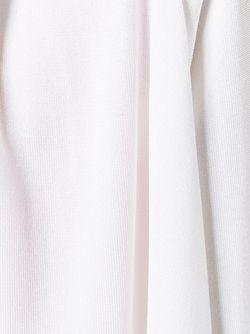 Драпированный Кардиган Hervé Léger                                                                                                              белый цвет