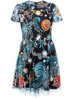 Cosmo Dress Valentino                                                                                                              чёрный цвет