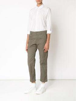 Брюки Fatigue Engineered Garments                                                                                                              зелёный цвет