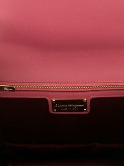 Сумка Через Плечо Ginny Salvatore Ferragamo                                                                                                              розовый цвет