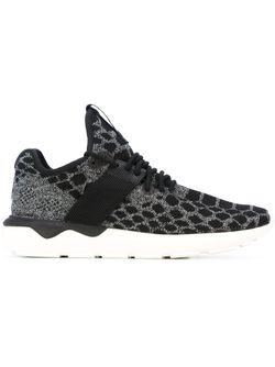 Кроссовки Tubular Runner Primeknit adidas Originals                                                                                                              черный цвет