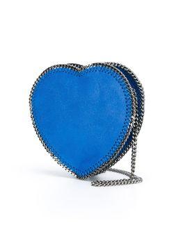 Сумка Через Плечо Falabella Stella Mccartney                                                                                                              синий цвет