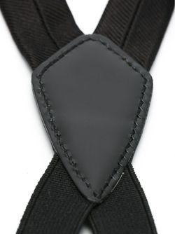 Классические Подтяжки Saint Laurent                                                                                                              черный цвет
