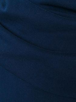 Драпированная Толстовка Marques Almeida                                                                                                              синий цвет