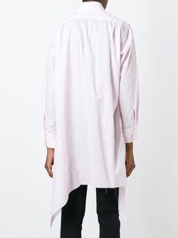 Асимметричная Рубашка Marques Almeida                                                                                                              розовый цвет