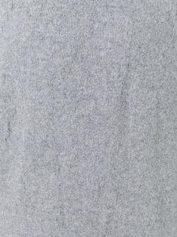 Свитер С Круглым Вырезом Paul Smith                                                                                                              серый цвет