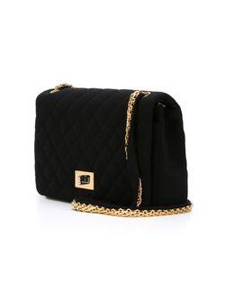 Сумка На Плечо Reissue 2.55 Chanel Vintage                                                                                                              чёрный цвет