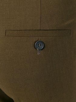Зауженные Книзу Брюки Forte Forte                                                                                                              коричневый цвет