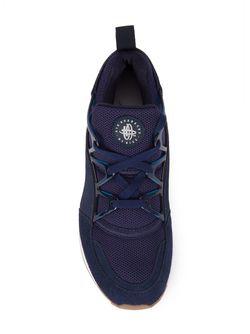 Кроссовки Air Huarache Light Nike                                                                                                              синий цвет