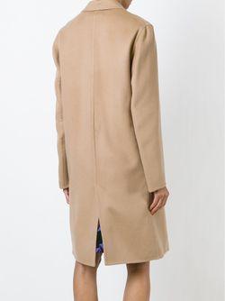 Классическое Пальто Marni                                                                                                              Nude & Neutrals цвет