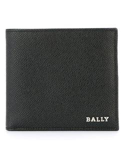 Классический Бумажник Bally                                                                                                              черный цвет
