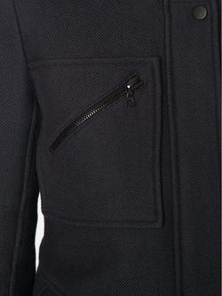 Приталенная Куртка С Карманами HELLESSY                                                                                                              чёрный цвет