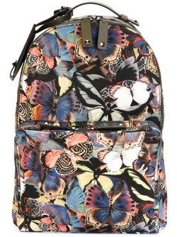 Рюкзак Camubutterfly Valentino Garavani                                                                                                              многоцветный цвет