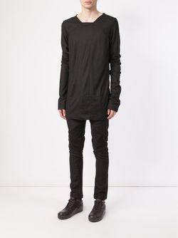 Slim Fit Trousers JULIUS                                                                                                              чёрный цвет