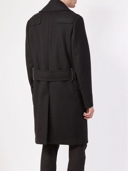 Классическое Пальто Lanvin                                                                                                              чёрный цвет