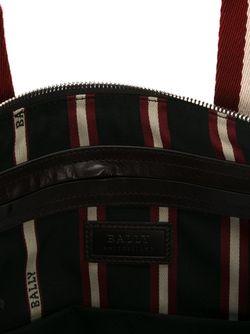 Портфель Tigan Bally                                                                                                              коричневый цвет