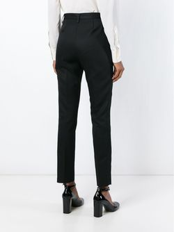 Slim Tailored Trousers Rochas                                                                                                              чёрный цвет