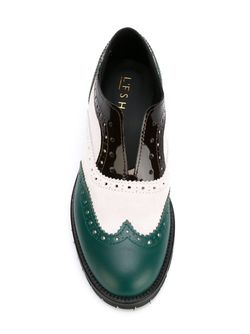 Туфли Броги Колор-Блок L'F SHOES                                                                                                              многоцветный цвет