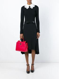 Сумка-Тоут Miss Sicily Dolce & Gabbana                                                                                                              красный цвет