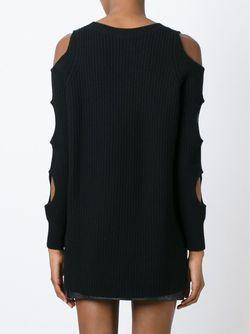Вязаное Платье Galileo ZOE JORDAN                                                                                                              чёрный цвет