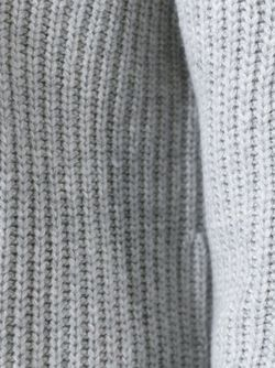 Свитер Galileo ZOE JORDAN                                                                                                              серый цвет