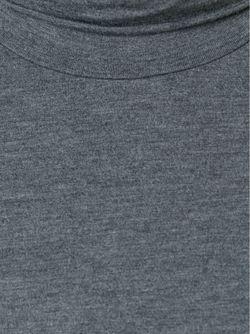 Свитер С Высоким Горлом MAJESTIC FILATURES                                                                                                              серый цвет