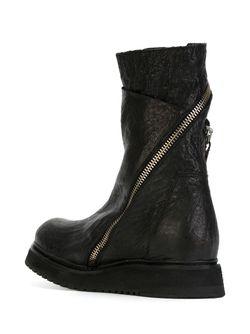 Ботинки На Молнии Cinzia Araia                                                                                                              чёрный цвет