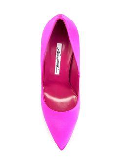 Туфли Fm Brian Atwood                                                                                                              розовый цвет