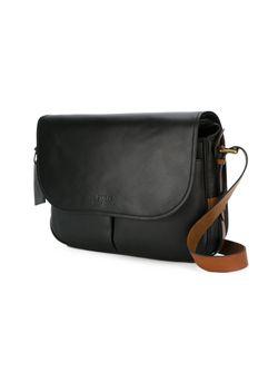 Сумка-Почтальонка Polo Ralph Lauren                                                                                                              черный цвет