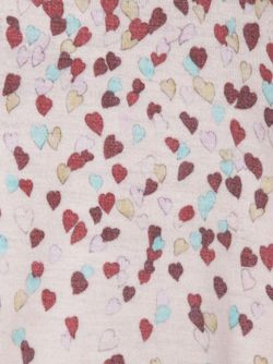 Свитер С Принтом Сердец GIAMBA                                                                                                              розовый цвет
