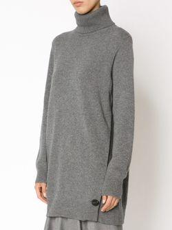 Свитер С Высоким Горлом Marc Jacobs                                                                                                              серый цвет