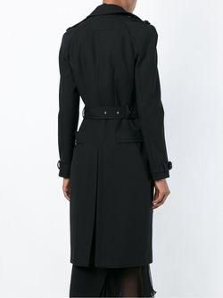 Тренч С Поясом Givenchy                                                                                                              чёрный цвет