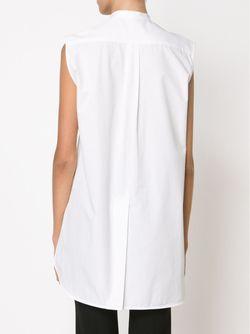 Длинная Рубашка Без Рукавов Ellery                                                                                                              белый цвет