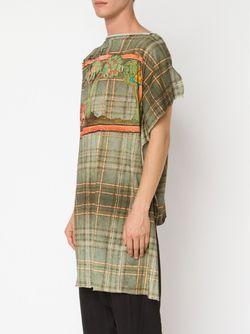 Футболка Square Vivienne Westwood                                                                                                              зелёный цвет