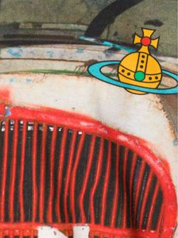 Футболка Lorry Vivienne Westwood                                                                                                              многоцветный цвет