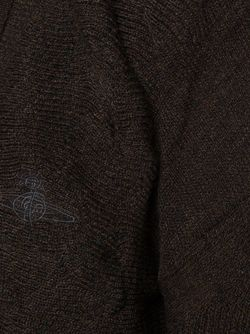 Кардиган Noam Vivienne Westwood                                                                                                              коричневый цвет