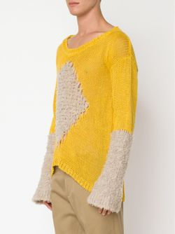 Свитер George Vivienne Westwood                                                                                                              желтый цвет