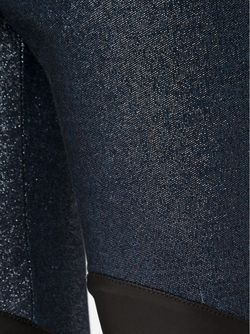Джинсы Booty Vivienne Westwood                                                                                                              синий цвет