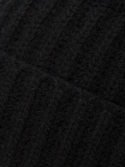 Шапка Ребристой Вязки OVADIA & SONS                                                                                                              чёрный цвет
