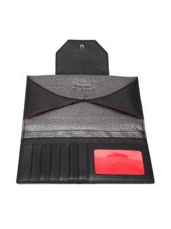 Кошелек С Откидным Клапаном Vivienne Westwood                                                                                                              чёрный цвет