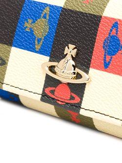 Кошелек Дя Ключей Logomania Vivienne Westwood                                                                                                              красный цвет