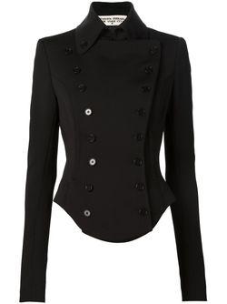Двубортный Пиджак NORISOL FERRARI                                                                                                              черный цвет