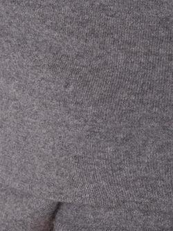 Укороченный Топ С Открытыми Плечами Dorothee Schumacher                                                                                                              серый цвет