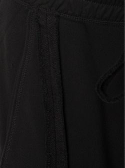 Спортивные Брюки С Необработанными Швами Barbara I Gongini                                                                                                              черный цвет
